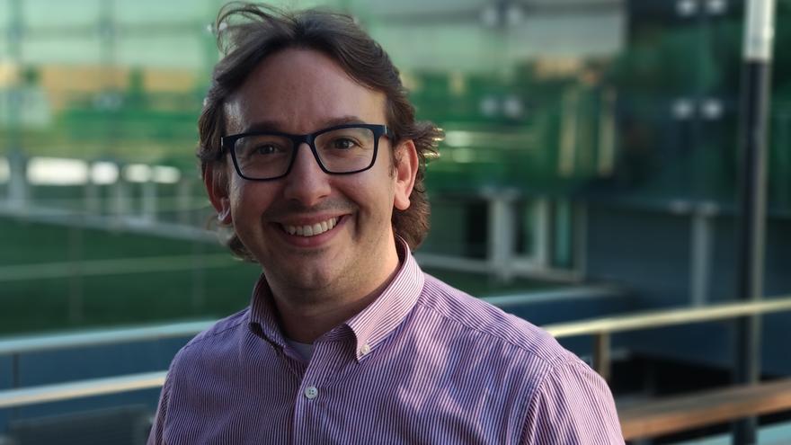 Andreu Climent, investigador del departamento de cardiología Hospital Gregorio Marañón y del CIBERCV
