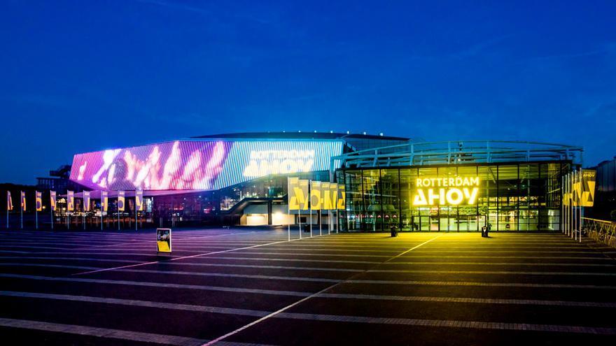 El Rotterdam Ahoy acogerá el festival de Eurovisión 2020