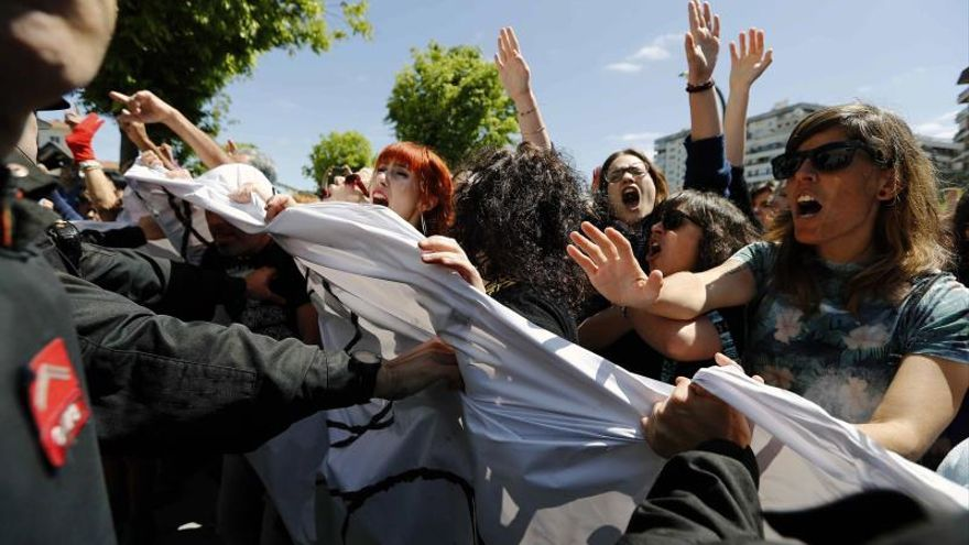 Convocadas concentraciones en toda España contra la sentencia a La Manada