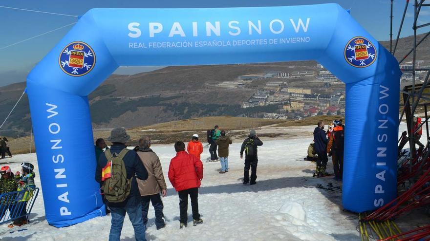 La Federación tiene un plan estratégico para potenciar la marca España en el mundo del esquí.