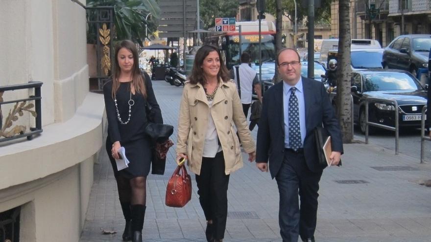 Iceta exige a Mas y Rajoy dialogar el 10N y ofrece colaboración de PSC y PSOE
