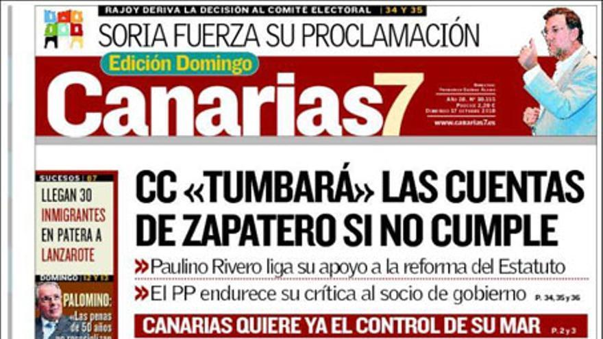 De las portadas del día (17/10/2010) #2