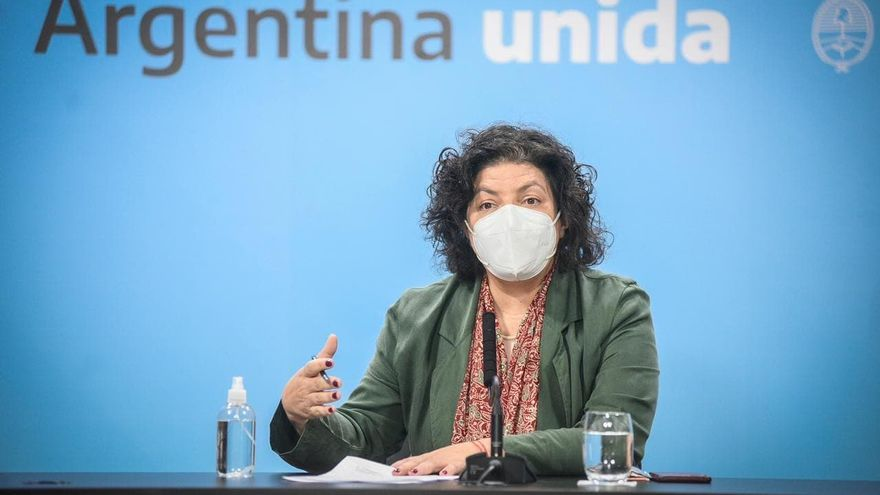 Carla Vizzotti advirtió que la situación es crítica y pidió salir sólo a trabajar