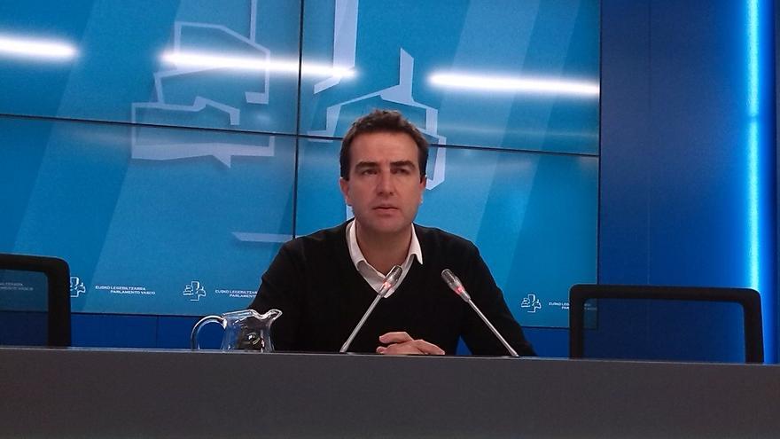 UPyD pide que los parlamentarios vascos hagan públicas sus nóminas y declaraciones de bienes