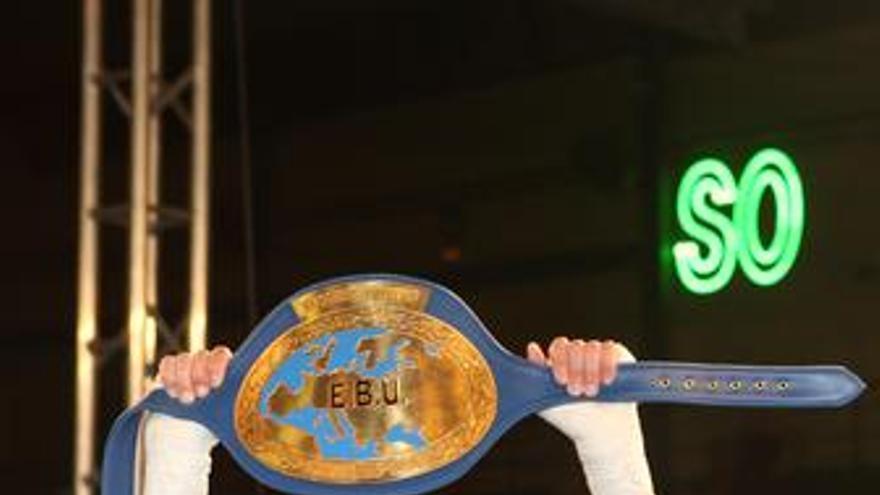 Boxeo Nueva Campeona De Europa Soraya Sanchez