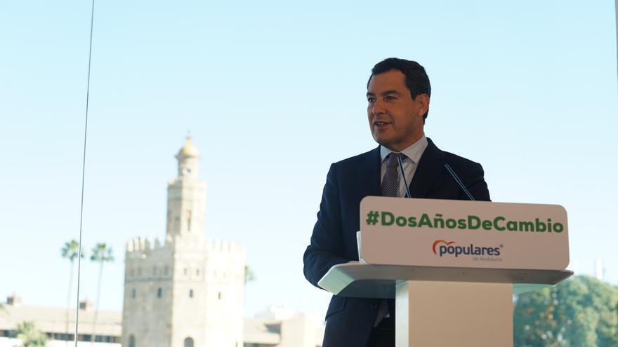 [Comunicación Pp Andaluz]Moreno: El Cambio Político No Tiene Vuelta Atrás, Aquí Hay Un Gobierno Dispuesto A Construir La Mejor Andalucía . Nota, Fotos Y Audio Pp Andaluz
