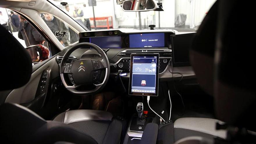 Detroit invierte en vehículos autónomos para no quedarse atrás
