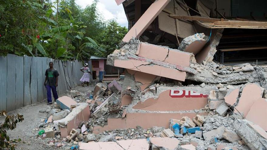 Aumentan a 17 los muertos en Haití por el terremoto del pasado sábado
