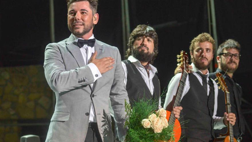 Concierto de Miguel Poveda en el Teatro de la Axerquía | TONI BLANCO