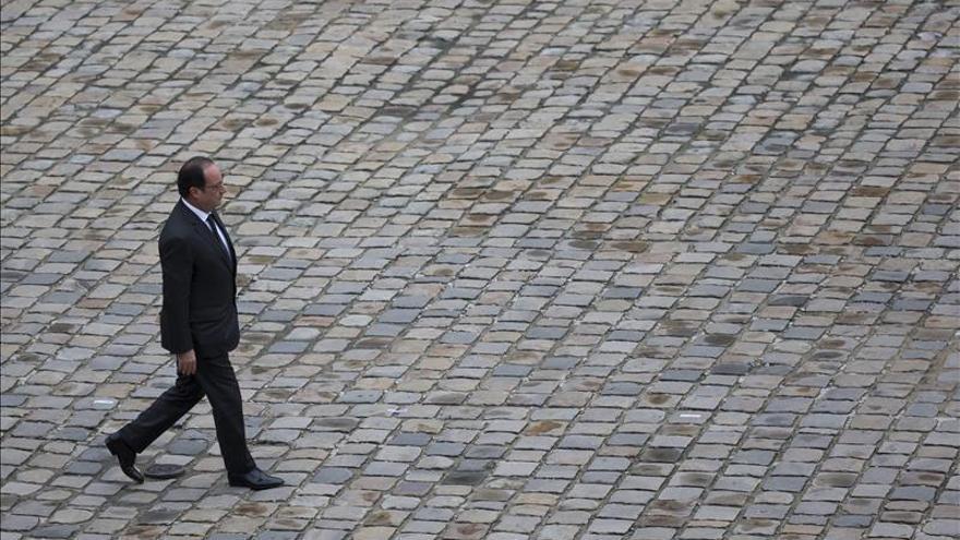 Hollande: Los emergentes deben contribuir y los países ricos ser ejemplares