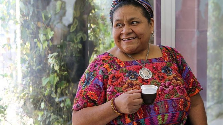 La Nobel Rigoberta Menchú entregará el Platino de Educación en Valores