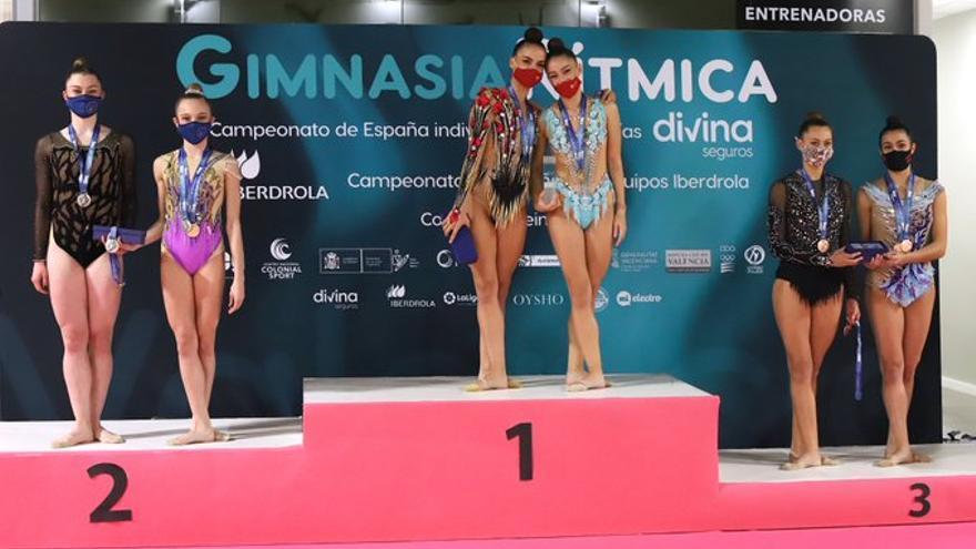 El Batistana, oro en el Campeonato de España de equipos