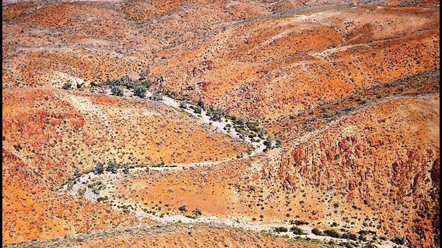 Descubren el asentamiento aborigen más antiguo en el desierto australiano