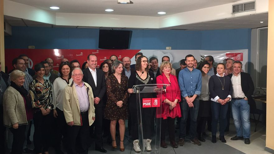 Grupo de apoyo a Susana Díaz en Guadalajara
