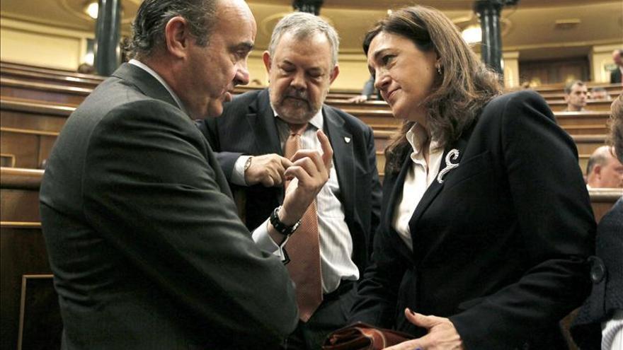 El PSOE defiende la legalidad de las medidas antidesahucios en Andalucía
