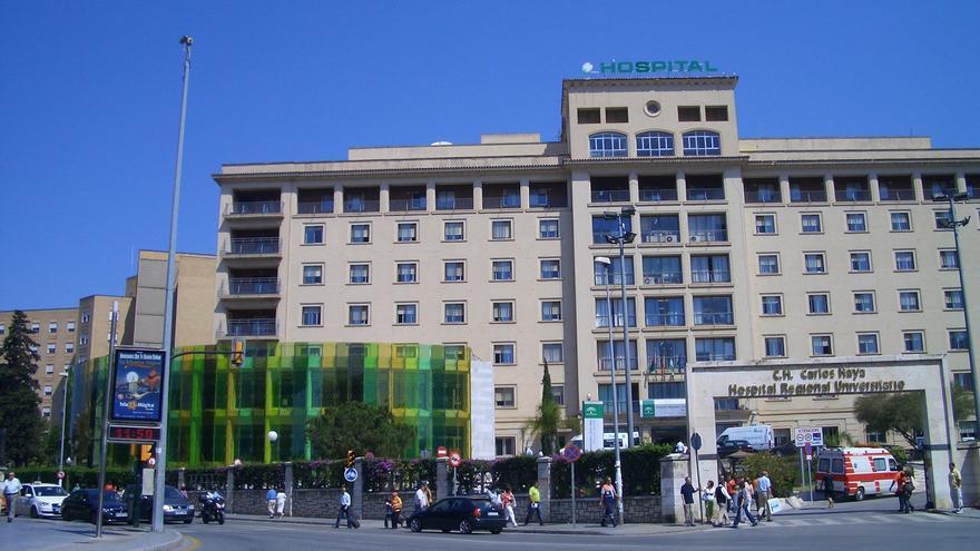 La Junta acuerda cambiar el nombre del Hospital Carlos Haya por el de Hospital Provincial de Málaga