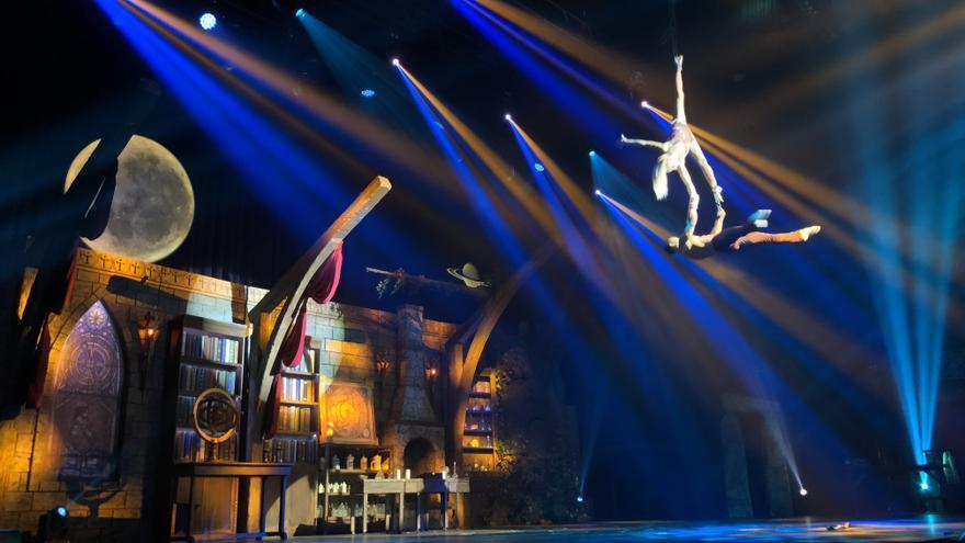 'Circo Mágico' llega a Murcia para hacer soñar a toda la familia