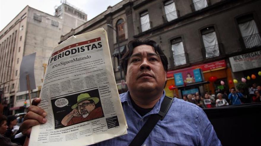 La OSCE denuncia que el 90 % de los ataques a periodistas quedan impunes