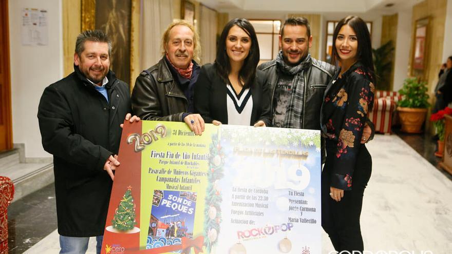 Presentación de la fiesta de Nochevieja en Las Tendillas | MADERO CUBERO