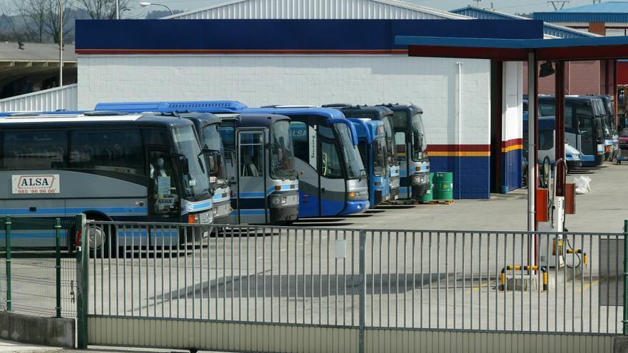 El transporte de viajeros sube un 1,5 por ciento en 2012 por el alza de tarifas