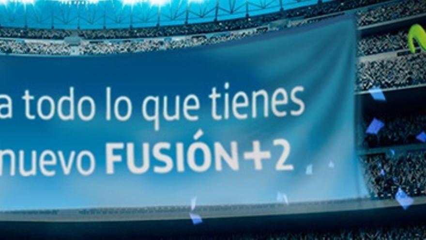 Fusión+2 de Movistar te regala todo el fútbol, deporte, cine de estreno y series durante 2 meses