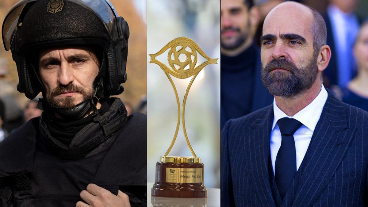 'Antidisturbios' y 'Los favoritos de Midas', entre las favoritas a los Premios Iris 2021