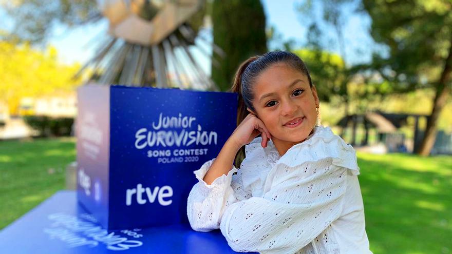 Soleá EurovisiónJunior