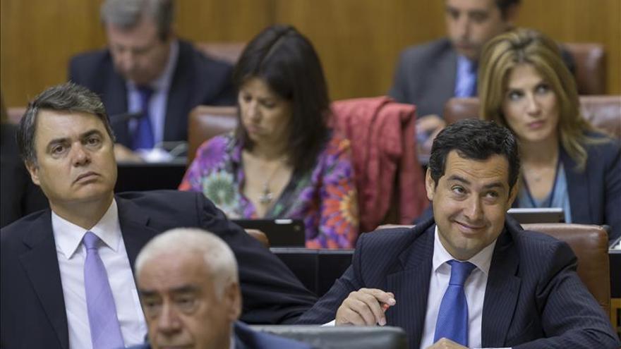 """Moreno no ve """"a día de hoy"""" a Díaz investida ni con la mayoría simple"""