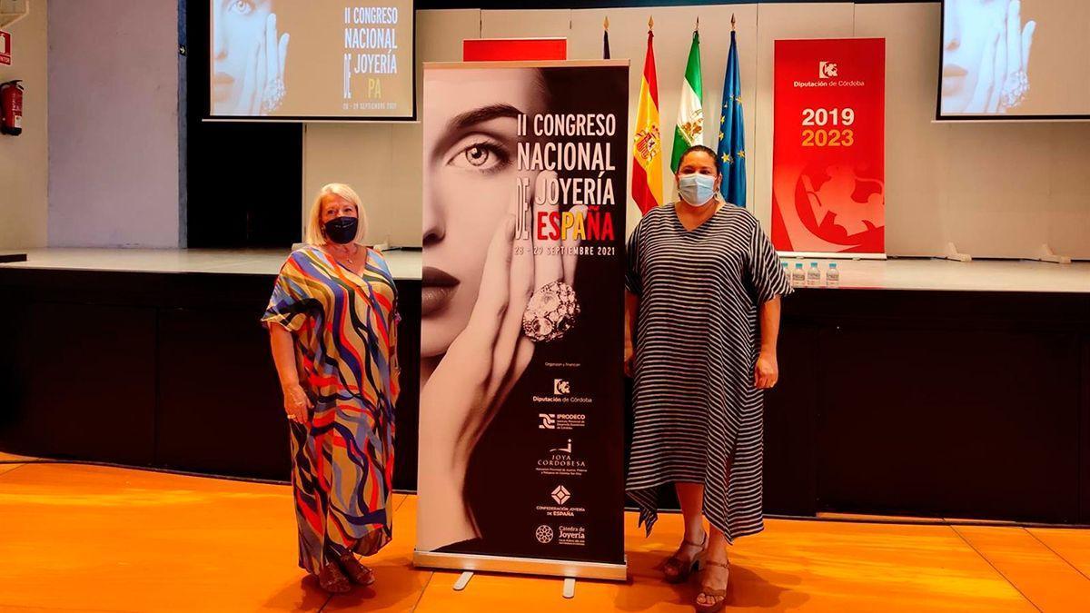 Presentación del Congreso de Joyería.