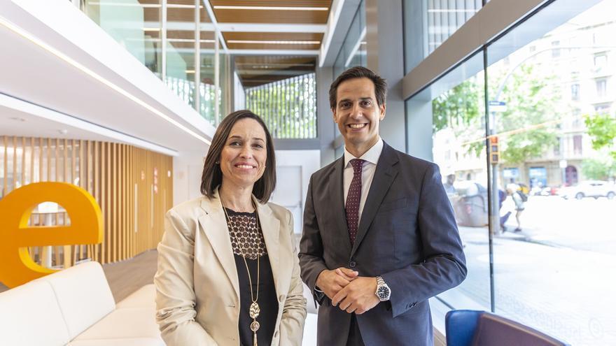 EADA Business School nombra a Jordi Díaz como nuevo decano y a Isabel Jiménez como directora corporativa.