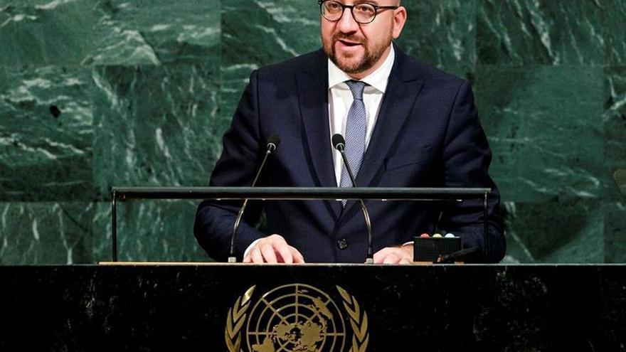 El primer ministro belga cree en la mediación en Cataluña sólo si falla el diálogo