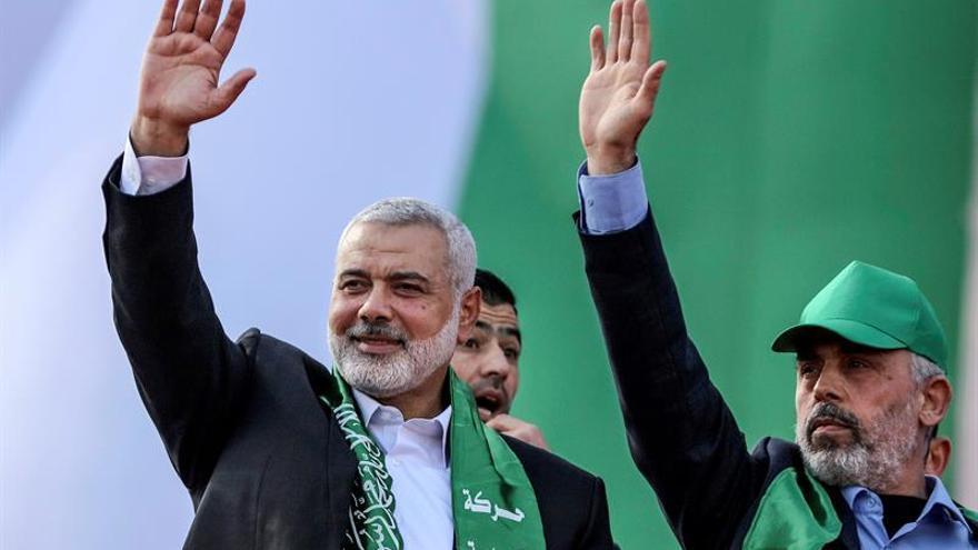 Una delegación de Hamás aborda en El Cairo la crisis en Gaza y la reconciliación
