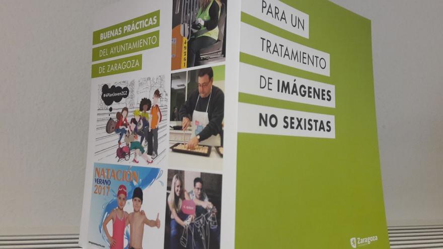 El Ayuntamiento de Zaragoza ha aprobado una instrucción sobre el uso de imágenes no sexistas