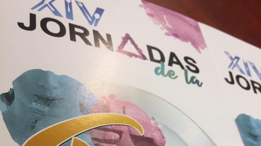 Imágen del cartel de la XIV edición de las Jornadas de la Tapa de Albacete. Foto Diana Calzado