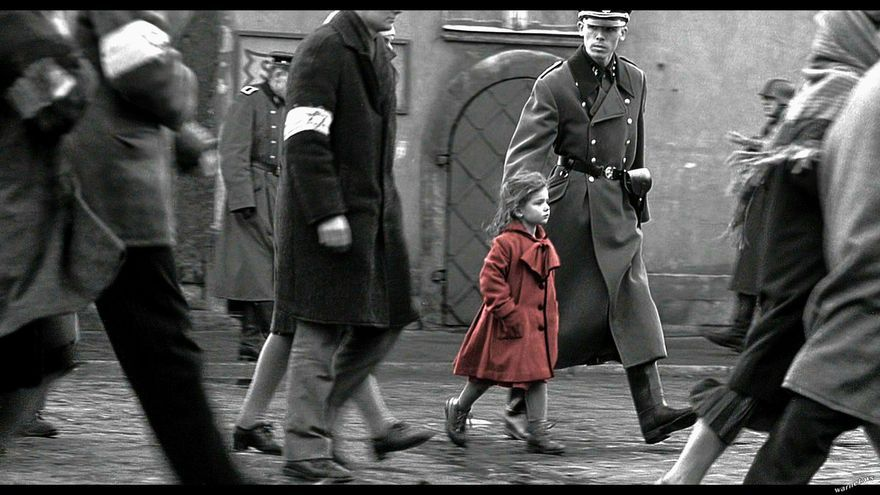 Fotograma de 'La lista de Schindler'