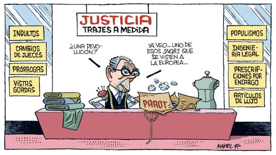 Justicia a medida