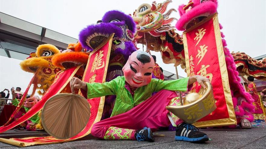 Comienza la mayor concentración anual de viajes del mundo: el Año Nuevo chino