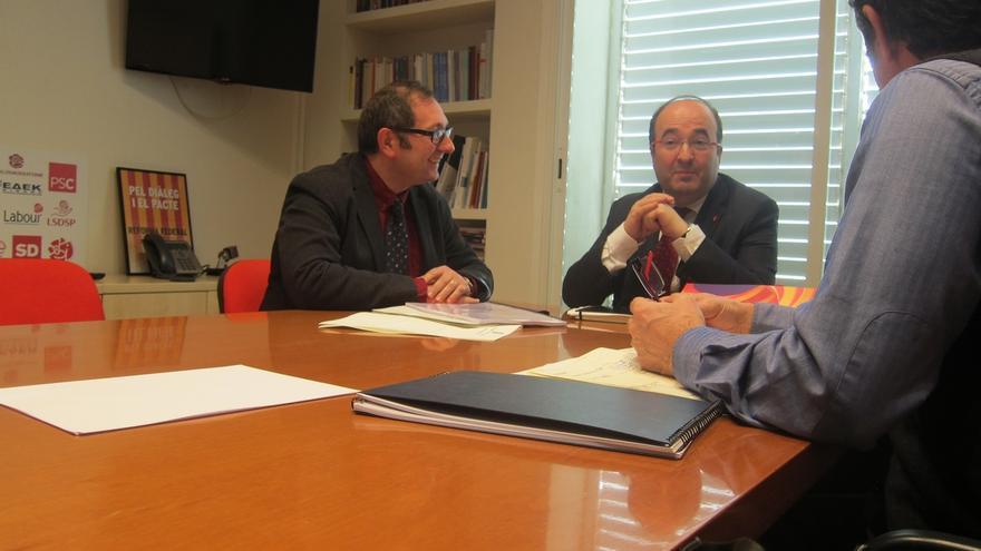 SCC celebra el acuerdo PSOE-C's porque aleja un pacto con los independentistas