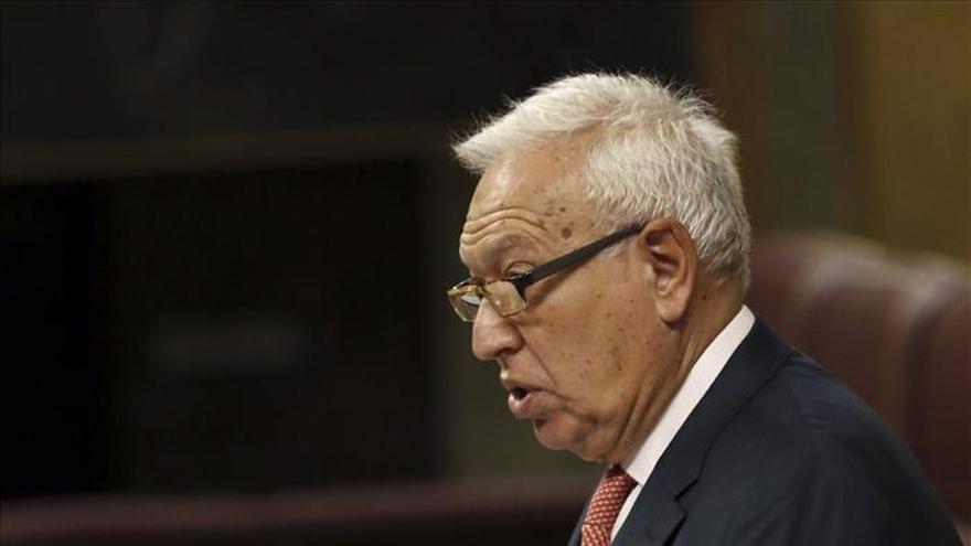 A Margallo no le preocupa el rechazo a su propuesta de reforma constitucional