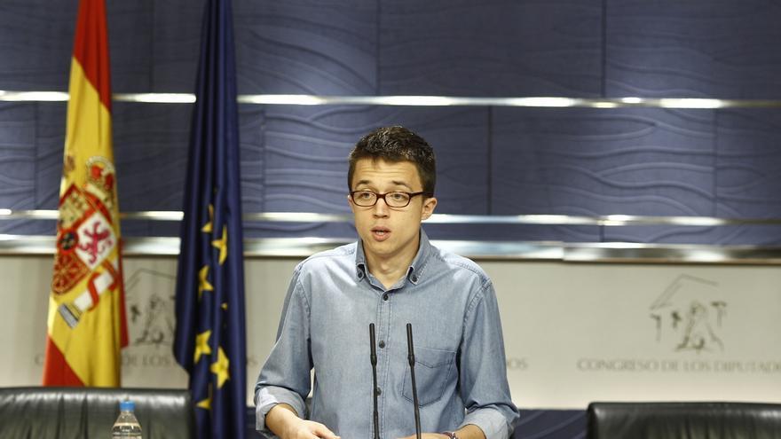 Íñigo Errejón participa hoy en un acto en La Felguera (Asturias)