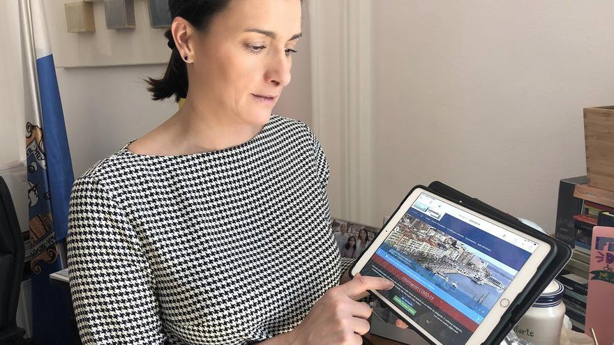 Nace la plataforma 'Santanderencasa' para informar y ayudar a los vecinos durante el estado de alarma
