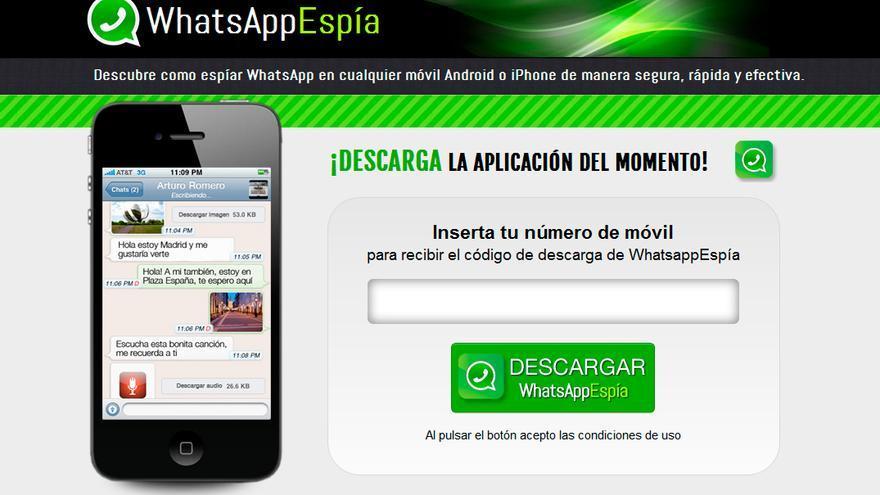 programa para espiar whatsapp desde la pc