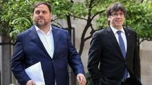 Los independentistas logran casi 9.500 votos en la Comunidad de Madrid con Junqueras por delante de Puigdemont
