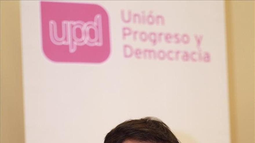 Herzog denuncia que grandes medios benefician a algunos partidos contra UPyD