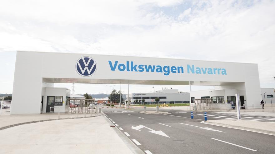 """La dirección de Volkswagen Navarra traslada al comité la """"necesidad"""" de implantar medidas para reducir el absentismo"""