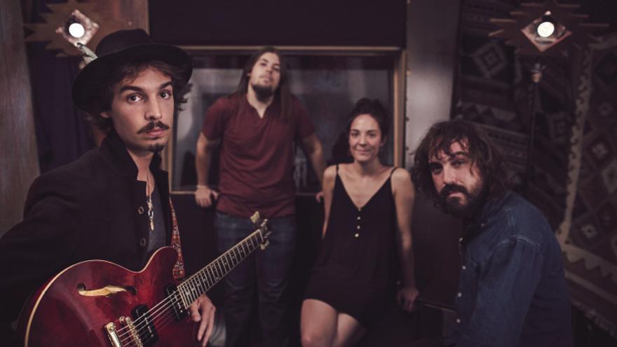 La banda de blues Mokave presenta su segundo disco en Santander