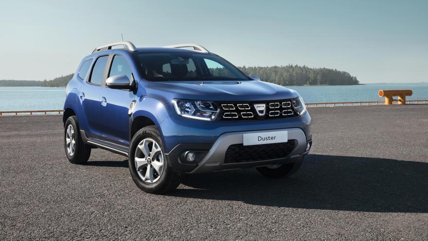 Nuevo Dacia Duster.