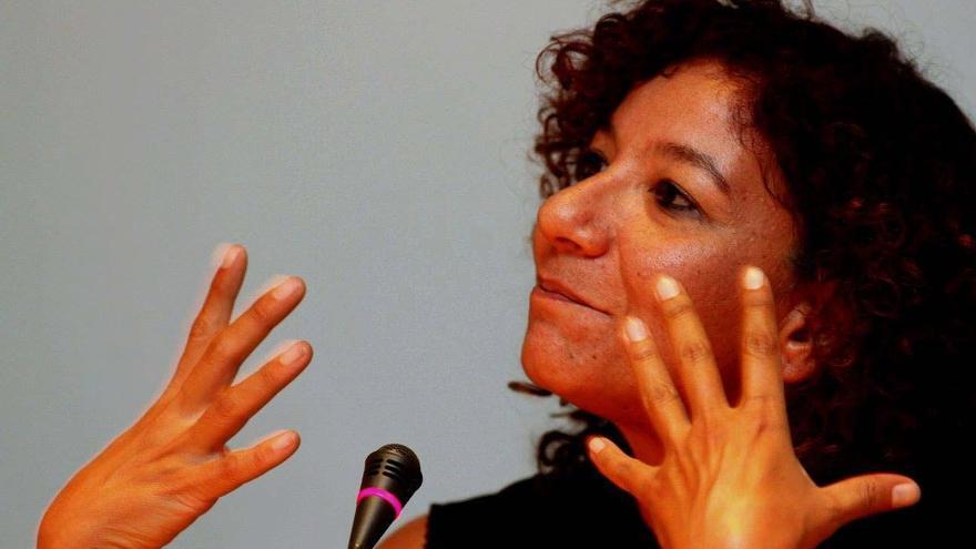 Mona Prince, candidata a la carrera electoral egipcia // Fotografía cedida por Mona Prince