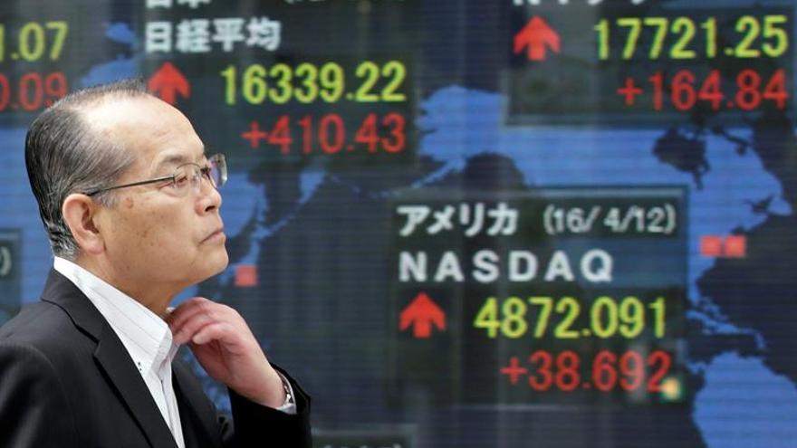 Tokio abre con un avance del 0,59 por ciento hasta los 17.477,64 puntos