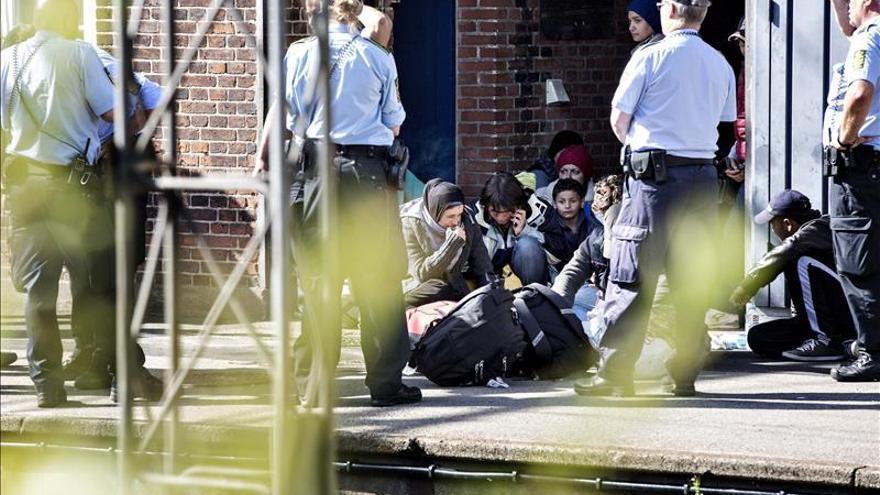 La ONU reclama respeto para los refugiados tras la polémica ley danesa